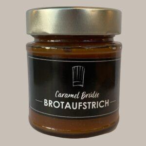 Caramel Brulee Brotaufstrich