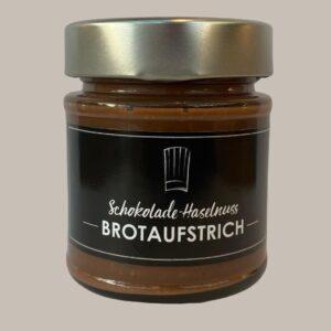 Schokolade Haselnuss Brotaufstrich