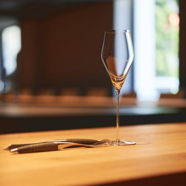 Setup Besteck Glas