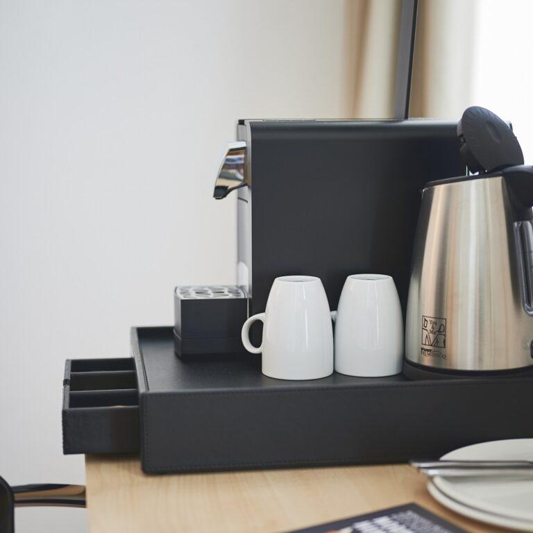 Zimmer-Kaffeemaschine